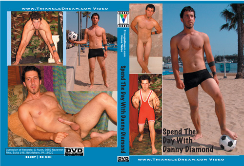 gay porn movie Spend The Day With Danny Diamond